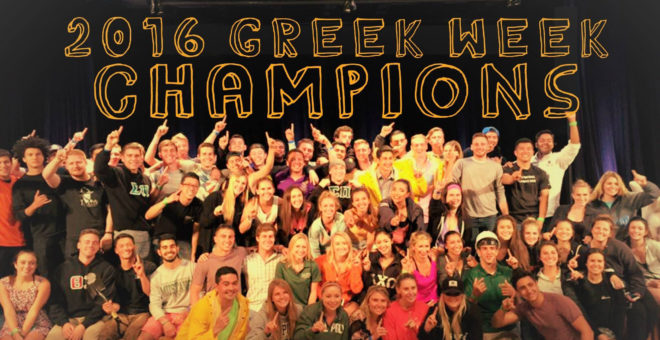 greek week 2016